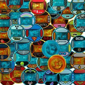 3er-Sets LEGO Dimensions Toy Tags Playstation/Wii U/XBox