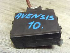 TOYOTA Avensis II T25 Steuergerät 89780-05030 (10)