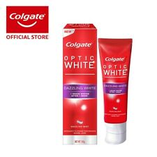 Colgate Optic White Dazzling White Whitening Toothpaste (bundle of 3) value deal
