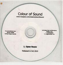 (GU122) Colour of Sound, Open Room - 2010 DJ CD