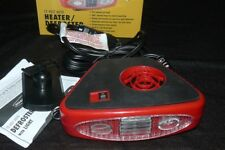 Roadshock Portable 12 Volt Auto Car Heater/Defroster with Light Model 60525 NIB