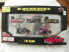 Limited Edition Racing Champions 1:64 Hot Rod Set