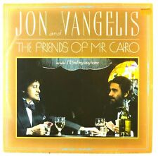 "12"" LP - Jon And Vangelis - The Friends Of Mr Cairo - E85 - cleaned"