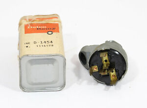 OE 1959 1960 Chevrolet Passenger Ignition Switch ~ 1116578 ~ D1454