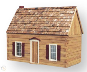RealGood Toys Blue Ridge Log Cabin