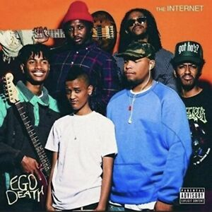 The Internet - Ego Death Vinyl (2xLP) Like New
