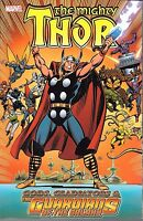 Thor: Gods & Gladiators & Guardians of the Galaxy by Wein, Buscema 2013 TPB