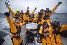 MUSTO RRP £1250 L HPX PRO SMOCK VOLVO OCEAN RACE DEE CAFFARI CLEAN SEAS LIMITED