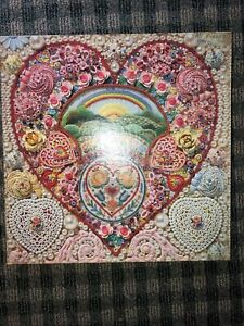 """500 Pc Springboc puzzle 20 1/4"""" sq. Love is the Heart in Blossom"""