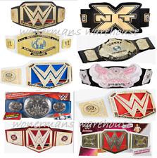WWE Championship Title Belt - World/Intercontinental/Universal/Womens/NXT - NEW