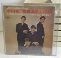 INTRODUCING THE BEATLES 1964 AUTHENTIC ORIGINAL MONO VINYL LP VEE JAY VJ 1062