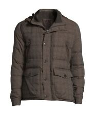 HACKETT LONDON - DOWN JACKET - jacket - COAT - TWEED DOWN JKT - t . M - NEW