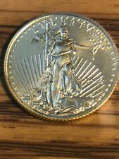 Gold coin 2016 American Gold Eagle 5 Dollars, 1/10 ounce  Brilliant Uncirculated