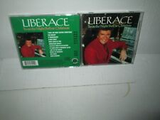 LIBERACE - TWAS THE NIGHT BEFORE CHRISTMAS rare cd 9 songs 1999
