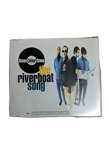 Ocean Colour Scene The Riverboat Song 3 Track UK CD Single