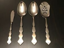 Oneida VALERIE Serving Spoons Pastry Server Stainless Flatware Distinction HH
