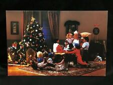 LOS ANGELES DODGERS 1988 CHAMPIONS STAFF CHRISTMAS CARD TOMMY LASORDA SANTA