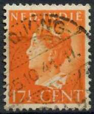 Netherlands Indies 1941 SG#431, 17.5c Orange Used #E12242