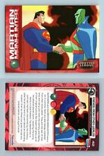 Friends From Other Worlds #42 Justice League 2003 Inkworks Trading Card