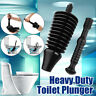 Toilet Clean High Pressure Pump Drain Plunger Sink Pipe Clog Remover 11x