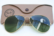 Ray-Ban USA Aviator 62-14 Bausch Lomb vintage Sonnenbrille