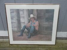 Kenneth Miles Freeman lithograph Time Out' 195/250 signed/framed mint FREE SHIP!