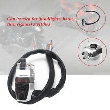 1PCS 22MM Aluminum Motorcycle Handlebar Horn Button Fog Light Controller Switch