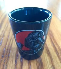 STAR WARS Darth Vader THE FORCE IS STRONG WITH THIS ONE Shot Glass  2 oz