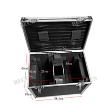 Dual Flight Case for 200W /230w Beam Moving Head Lights with wheels road case