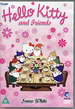 HELLO KITTY AND FRIENDS DVD - SNOW WHITE (KIDS)