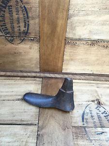 French Vintage Cobblers Shoe Last