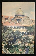 Mint Vintage Santo Domingo Bogota Columbia Real Picture Postcard