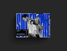 SuperM The 1st Album 'Super One'  Audio CD [Unit B Ver. - LUCAS, BAEHKYUN, MARK]