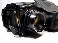 Mamiya RB67 Pro Sekor NB 127mm f/3.8 + 120 Film Back Japan NoC71241
