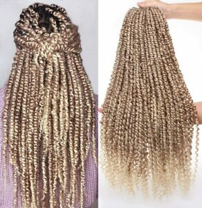 Xtrend 6Packs 22 inch Pre-twisted Passion Twist Hair Long Bohemian Braids
