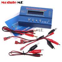 iMax B6 Lipo Li-Po NiMh Li-ion LiFe RC Battery Digital LCD Balance Charger