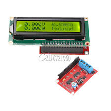 LCD Display Voltage Current Power Resistance Tester Meter Module Battery Tester
