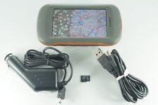Garmin Montana 650 Handheld GPS w/ TOPO U.S. 24K Maps Upgrade Choose Two Regions