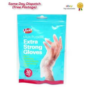 EXTRA STRONG Disposable  MULTI PURPOSE GLOVES DISH CLEANING,DISH WASHING