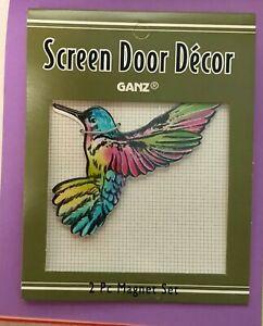 Butterfly Screen Door Saver Evergreen Garden Window Assortment 6 Options Each