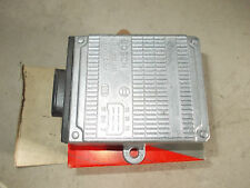 CENTRALINA ELETTRONICA BOSCH LANCIA BETA COUPE HPE ORIGINALE POWER UNIT GENUINE