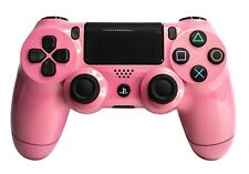 PS4 Controller Sony Playstation Dualshock 4 V2 Wireless Custom Pink Rosa NEU