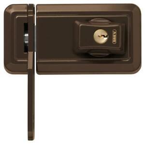 ABUS 9035 B EK Tür Zusatzschloss inkl. drei Schlüssel