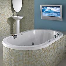 NEPTUNE TAO 60x32 MODERN ACRYLIC OVAL BATHTUB SOAKER (NO WHIRLPOOL)