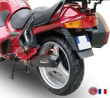 SILENCIEUX GPR FURORE ALU NOIR BMW R1100 RT 1994/01