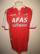AZ Alkmaar Holland SIGNED Brett HOLMAN football shirt soccer jersey voetbal XXL