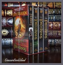 The Hobbit and the Lord of the Rings by J R R Tolkien New Sealed Paperback Set