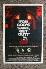 The Amityville Horror Part 1 Lobby Card Movie Poster
