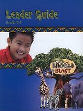 Baobab Blast Leader Guide, Grades 2-3 (Baobab Blast VBS)