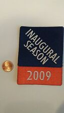 2009 New York Mets Official Inaugural Season PATCH Citi Field Worn during '09